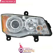 Local Pickup Hid Head Light Rh Fits Chrysler Town And Country 2008-2016 Ch2519126