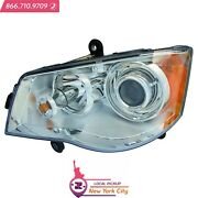Local Pickup Hid Head Light Lh Fits Chrysler Town And Country 2008-2016 Ch2518126