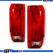 For 90-97 Ford Bronco F150 F250 F350 Styleside Pickup Oe Replacement Tail Light