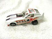 Vintage 1976 Ideal Toys Evel Knievel Precision Miniatures Die Cast Funny Car