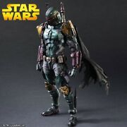Star Wars The Black Series Boba Fett Collectible Action Figure For Kids
