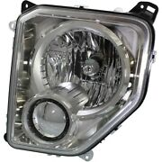 Headlight For 2008 2009 2010 2011 2012 Jeep Liberty Left With Bulb Capa