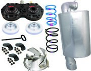 Slp Stage 1.5 Kit For Polaris 850 Rush 8000and039+ 54-719