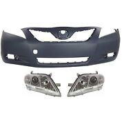 Auto Body Repair For 2007-2009 Toyota Camry Front For Vehicles Made In Japan