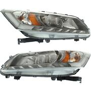 33100t2aa51, 33150t2aa51 New Driver And Passenger Side Sedan Lh Rh For Accord