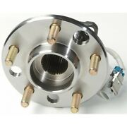 513087 Moog New W/ Abs Wheel Hubs Front Driver Or Passenger Side For Chevy Olds