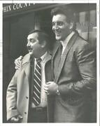 1980 Press Photo Richard A. Stilo And Gerry Cooney Harrisburg Police Officers