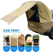 2021 Car Trunk Tents Sun Shade Rain Proof For Self-driving Tour Barbecue Outdoor