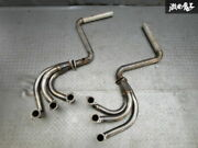 Porsche 930 911 Stainless Exhaust Manifold With Rear Piece