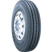 4 New Firestone Fs560 Plus 295/75r22.5 Load G 14 Ply Steer Commercial Tires