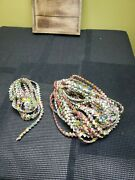 Vtg American Chewing Gum Wrappers Chain 38' Plus 8' Chain