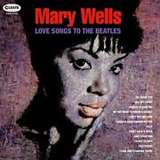 Mary Wells - Love Songs To The Beatles - Cd Japan Obi 2017 Odr-6378