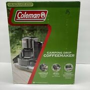 Coleman Camping Portable Drip Brew 10 Cup Coffee Maker