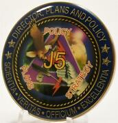 Stratcom Us Strategic Command Nuclear Authority J5 Plans And Policy Director Coin