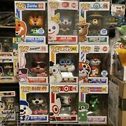 Funko Pop Ad Icons Collection Jack In The Box Exclusives Mayer Big Boy Town