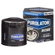Pbl14670 Purolator New Oil Filters For 300 Le Baron Town And Country 280 Ram Van