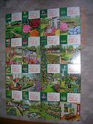 John Bradshaw's Complete Guide To Better Gardening Complete Set Of 16 Hc, 1961