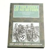 Wwii At The Point Of No Return D-day American Paratroopers Airborne Book De Trez