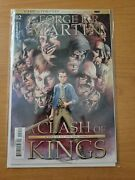 Game Of Thrones A Clash Of Kings 2, Dynamite Comics 2017, George R. R. Martin