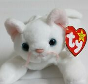Original Rare Ty Beanie Baby Flip The Cat With Multiple Tag Errorand039s Collectable