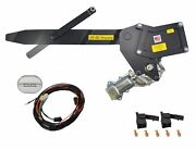 1959-1960 El Camino Front Door Power Window Kit With Ftfg Switches For Console