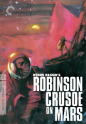 Criterion Collections Dcc1712d Robinson Crusoe On Mars Dvd