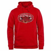 Jacksonville State Gamecocks Classic Primary Pullover Hoodie - Scarlet