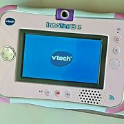 Vtech Innotab 3s Electronic Learning Device With 1 Cartridge And 4 Aa Batteries
