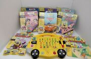 My First Leap Pad School Bus Learning System W/ 13 Games Tested Works Great