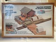 Vintage Tyco Freight Unloading Depot No. 931 - New In Box Sealed Nib