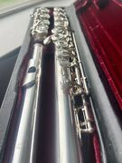Brand New Samperi Made By Haynes Flute - 14kt Riser And 1 Year Warranty