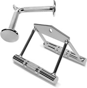 A2zcare Combo Tricep Press Down Cable Attachment | Multi-option Double D Handle