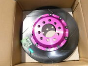 Bmw Pcd 120 Only Brembo 6pot Front Brake Rotor 355mmx2 With Bell Housing For F50