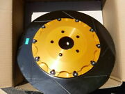 Toyota 114.3 Only Brembo 6pot/8pot Front Brake Rotor 410mm X2 With Bell Housing