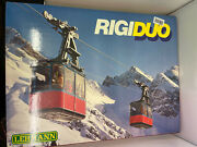 Lgb Lehmann Rigiduo 9000 Toy Cable Car With Figures