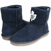 Toronto Maple Leafs Cuce Girls Youth Rookie 2 Boots