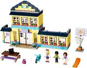 Lego Friends Heartlake High School 41005 100 Complete With Manuals