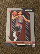 Trae Young 2018 Prizm Rookie Card 78 Sharp