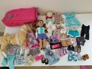 American Girl Doll Includes Doll Horse Clothing Footwear Many Accessories Rare