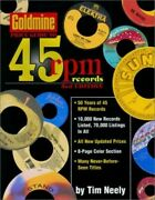 Goldmine Price Guide To 45 Rpm Records Goldmine Pric... By Neely Tim Paperback