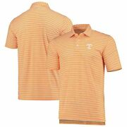 Tennessee Volunteers Southern Tide Driver Stripe Performance Polo - Tennessee