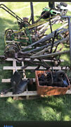 Collection Of Walk Behind Garden Seeders Cultivators Planters Plows Planet Jr Db