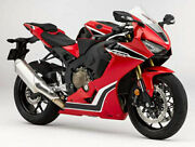 Us Stock Red Injection Fairing Fit For 2017-2019 Honda Cbr1000rr Plastic L002