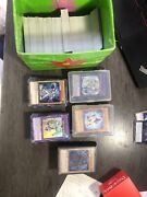 Yugioh Card Lot Collection Stardust, Crystal Beast, Heroes, Junk + Deck Box