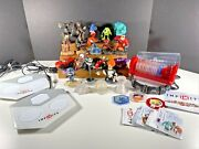 Lot Of Xbox 360 Figures And Portals For Skylanders And Disney Infinity Euc