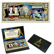 Star Trek Currency Collection - Crew