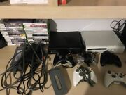 2 Xbox 360 Tested And Working Plus 31 Games Fast Shipping