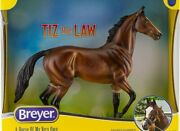 Pre-order Breyer Mid Year 2021 Tiz The Law Racing Legend Lonesome Glory Mold