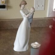 Lladro A Mother's Treasure Figurine 01017821 Brand Nib Save Mother And Child