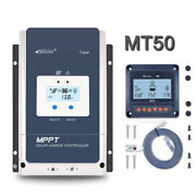 80a Epever Mppt Solar Charge Controller Tracer8420an Pv200v Regulator /mt50/wifi